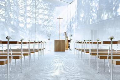 小さな結婚式でできる、挙式会場