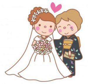 結婚式での留袖レンタル