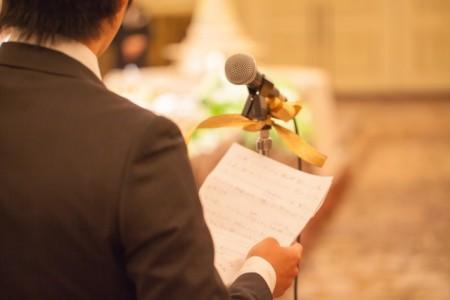 少人数結婚式の司会。私はこうしました!